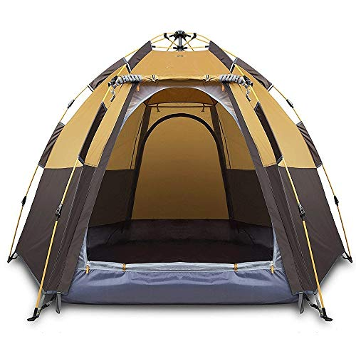 NILINLEI Professional Waterproof Proof Lightweight Camping Tent,Easy Set Up, Great for Camping, Hiking & Outdoor 283 168…