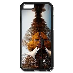 Best Park Reflections Autumn Plastic Case For IPhone 6