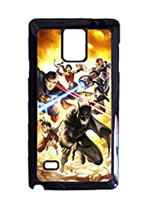 Engood Design Justice League Of America Case Durable Unique Design Hard Back Case Cover For Samsung Galaxy Note 4 New