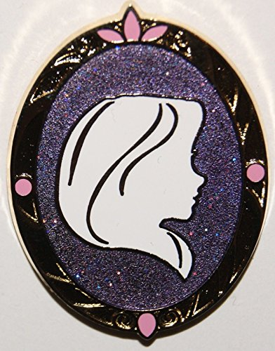Princess Cameo Mystery Pin - Rapunzel Cameo Pin Tangled -