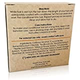 Solid Conditioner Bar, Made With Natural & Organic