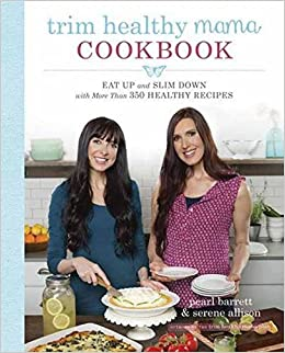 Image result for trim healthy mama cookbook