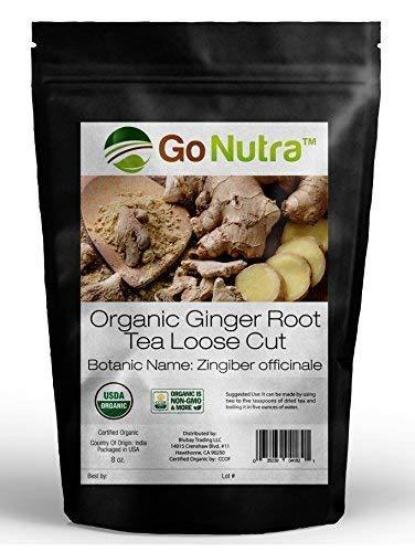 Ginger Root Tea Organic 8oz