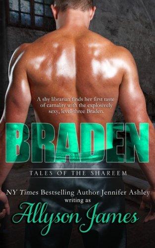 Read Online Braden (Tales of the Shareem) (Volume 5) ePub fb2 book