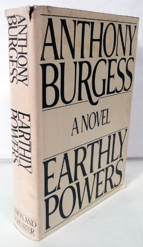 book cover of Earthly Powers