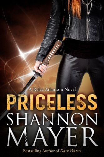 Priceless (A Rylee Adamson Novel, Book 1) by [Mayer, Shannon]