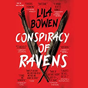 Conspiracy of Ravens Hörbuch