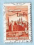 Used Hungary Postage Stamp %281960%29 1%