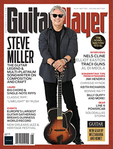 Guitar World Magazine (Guitar Player)