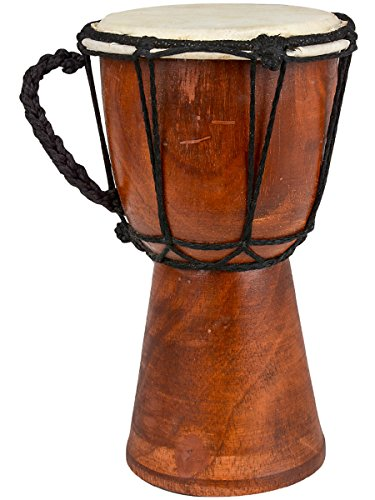 Rhode Island Novelty 8'' Wooden Drum by Rhode Island Novelty