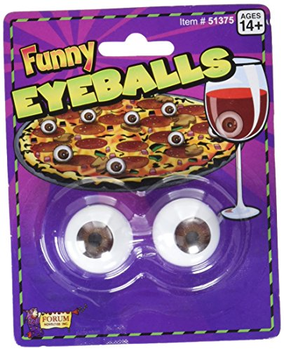 Forum Novelties Realistic Eyeballs]()