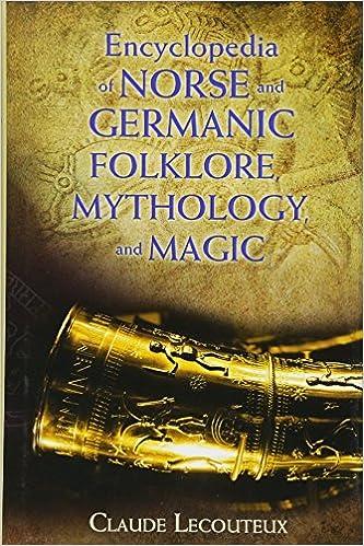 Encyclopedia of Norse and Germanic Folklore, Mythology, and