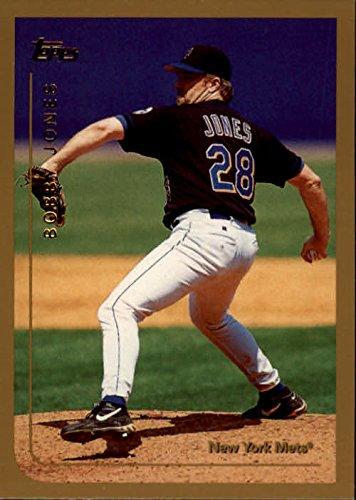 1999 Topps #176 Bobby Jones (Baseball 1999 Topps Chrome)