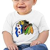 Kim Lennon Patrick Chicago Kane Custom Baby Summer T-shirt White 18 Months