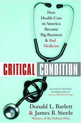 Pdf Medical Books Critical Condition: How Health Care in America Became Big Business--and Bad Medicine
