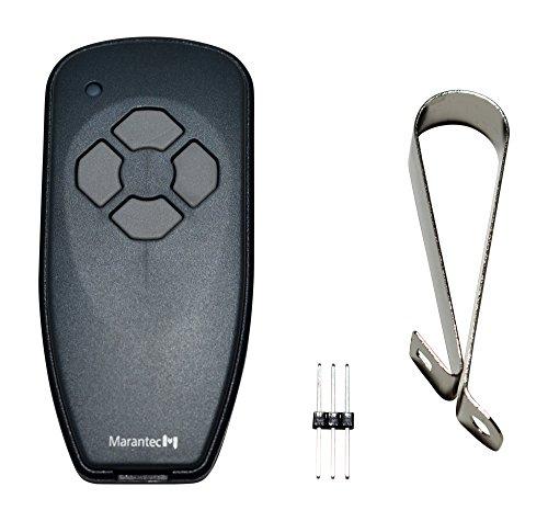 MARANTEC Garage Door Openers M3-2314 4 Channel Mini Remote 315MHz - Marantec 4500 Garage Door Opener