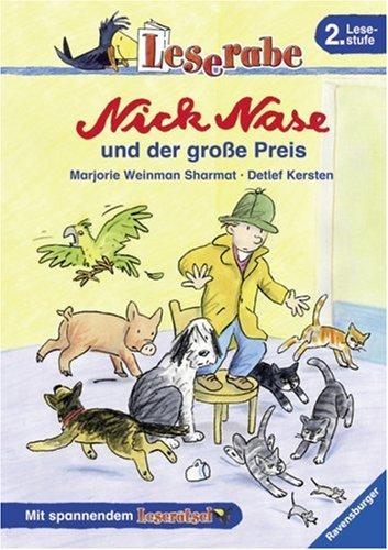 Leserabe. Nick Nase und der große Preis. 2. Lesestufe, ab 2. Klasse (Leserabe - 2. Lesestufe)