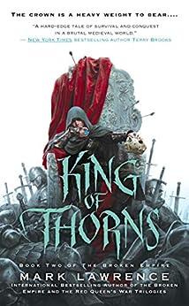 King of Thorns (Broken Empire Vol 2) book cover