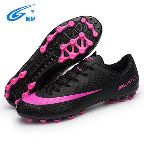 Xing Lin Chaussures De Football Chaussures De Football Hommes Écrasés De Prairies Artificielles Clous Clous Clous Tf Ag Formation Étudiante Chaussures Chaussures De Football Adulte De Sexe Féminin, 41
