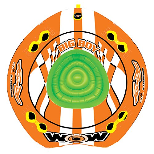 WOW World of Watersports, 15-1130, Big Boy Racing Towable, 1 to 4 Person