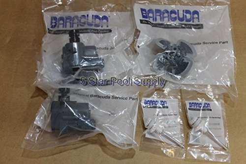 ZODIAC BARACUDA MX8 Overhaul / Tune Up Kit OEM Pool Clean...