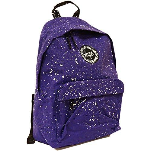 Mochila Hype Speckle Backpack Purple / White