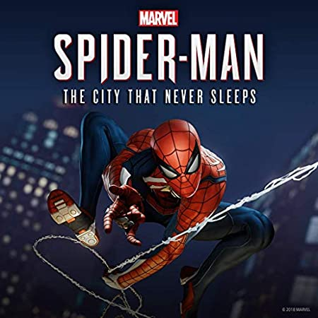 Marvel's Spider-Man: The City that never Sleeps  - PS4 [Digital Code]