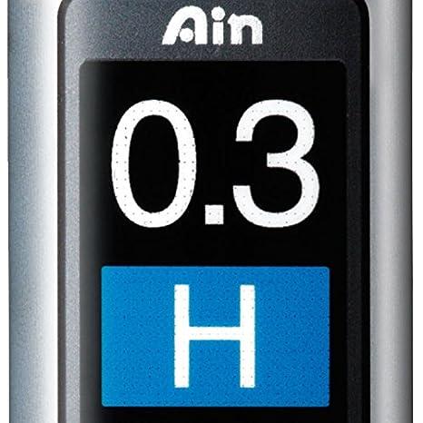 Pentel Ain Stein con Mine per portamine 0,3 mm HB confezione da 12