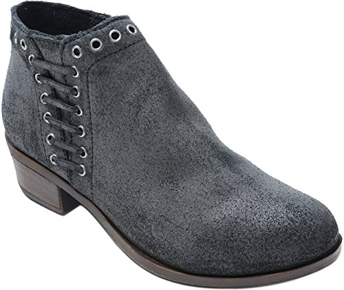 Side Lace Boot - 5