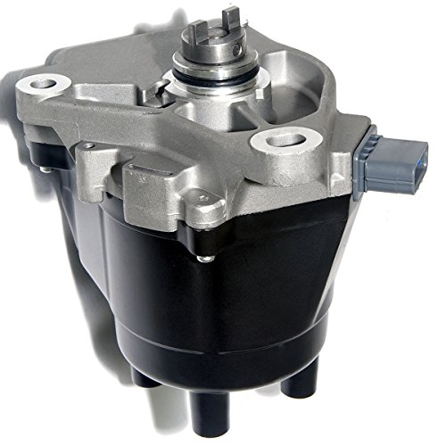Brand New Compatible Ignition Distributor w/ Cap & Rotor KA-9703 for 98-02 Honda Accord LX EX SE 2.3L Hitachi 98-99 Acura CL 2.3L D4T96-07 D4T97-03 30100-PAA-A01