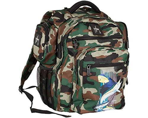 Guy Harvey Uptown Backpack - Army Camo