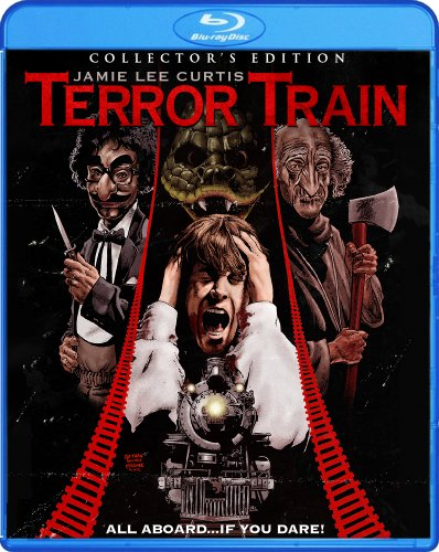 Terror Train (Collector's Edition) [Blu-ray/DVD Combo] -