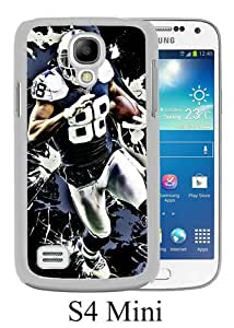 Dez Bryant White New Style Custom Samsung Galaxy S4 Mini Cover Case
