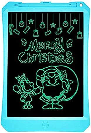 LPER Writing Board Doodle Board Writing Tablet for Writing board 11 inch LCD Monochrome Screen Rough handwriting Writing Tablet High Brightness Handwriting Drawing Sketching Graffiti Scribble Doodle B