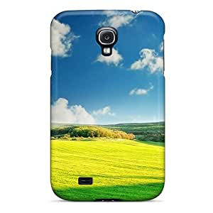 For Galaxy S4 Tpu Phone Case Cover(wonderful Nature)