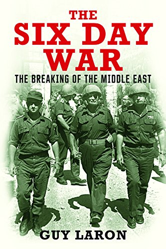The Six Day War: The Breaking of the Middle East (Yemen Map)
