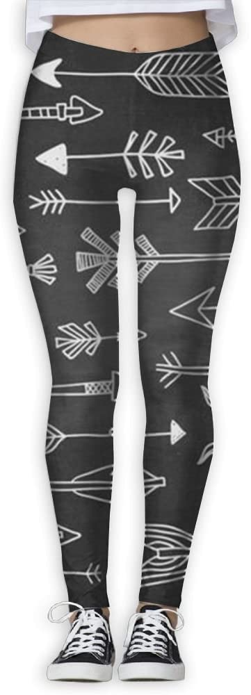 Arrows Girls Leggings Pringing Ugly Athlete Pants