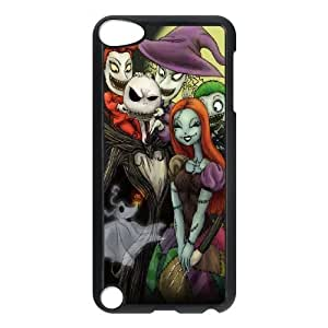 Ipod Touch 5 Phone Case Black The Nightmare Before Christmas F6465940