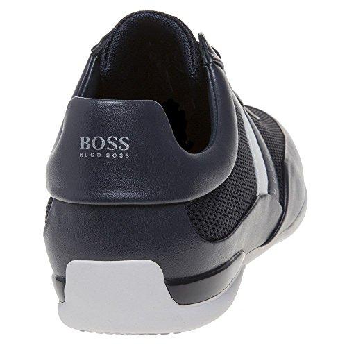 Salida Bajo Precio De Envío De Pago BOSS GREEN Space Lowp Uomo Sneaker Blu Comprar Barato Libre 9PqeHZlIR