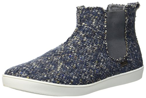 Living Unisex denim Zapatillas Estar Adulto Chelsea Tweed Boots Por Azul Kitzbühel De Casa rZqHzr