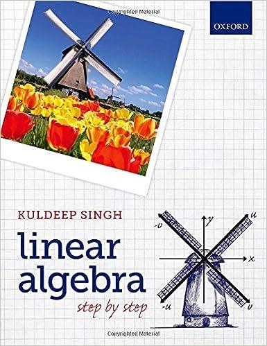 Linear Algebra Step By