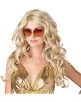 Adult Blonde Super Model Wig