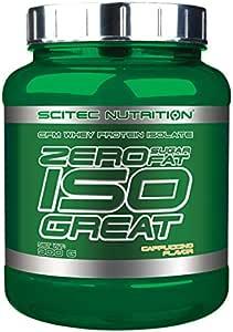 Scitec Nutrition Zero Iso Great Capuccino-900g