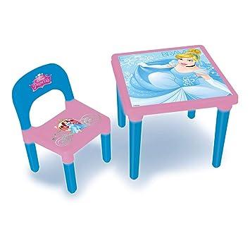 Coloriage Table Princesse.D Arpeje Disney Princess Cdip016 Loisir Creatif Table