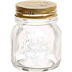 Bormioli Rocco Quattro Stagioni 5 oz. Canning Jar, Set of 12