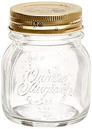 Bormioli Rocco Quattro Stagioni 5 Ounce Canning Jar, Set of 12