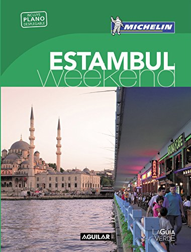 Estambul (La Guía verde Weekend) Tapa blanda – 25 feb 2016 Michelin AGUILAR OCIO 8403515227 TRAVEL / Food