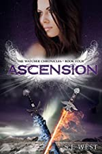 Ascension (Book 4, The Watcher Chronicles)
