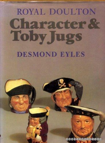 Royal Toby Jugs Doulton Character - Royal Doulton Character & Toby Jugs
