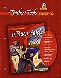 Teacher Tools Capitulo 6 (Buen Viaje! Glencoe Spanish 1, Capitulo 6)